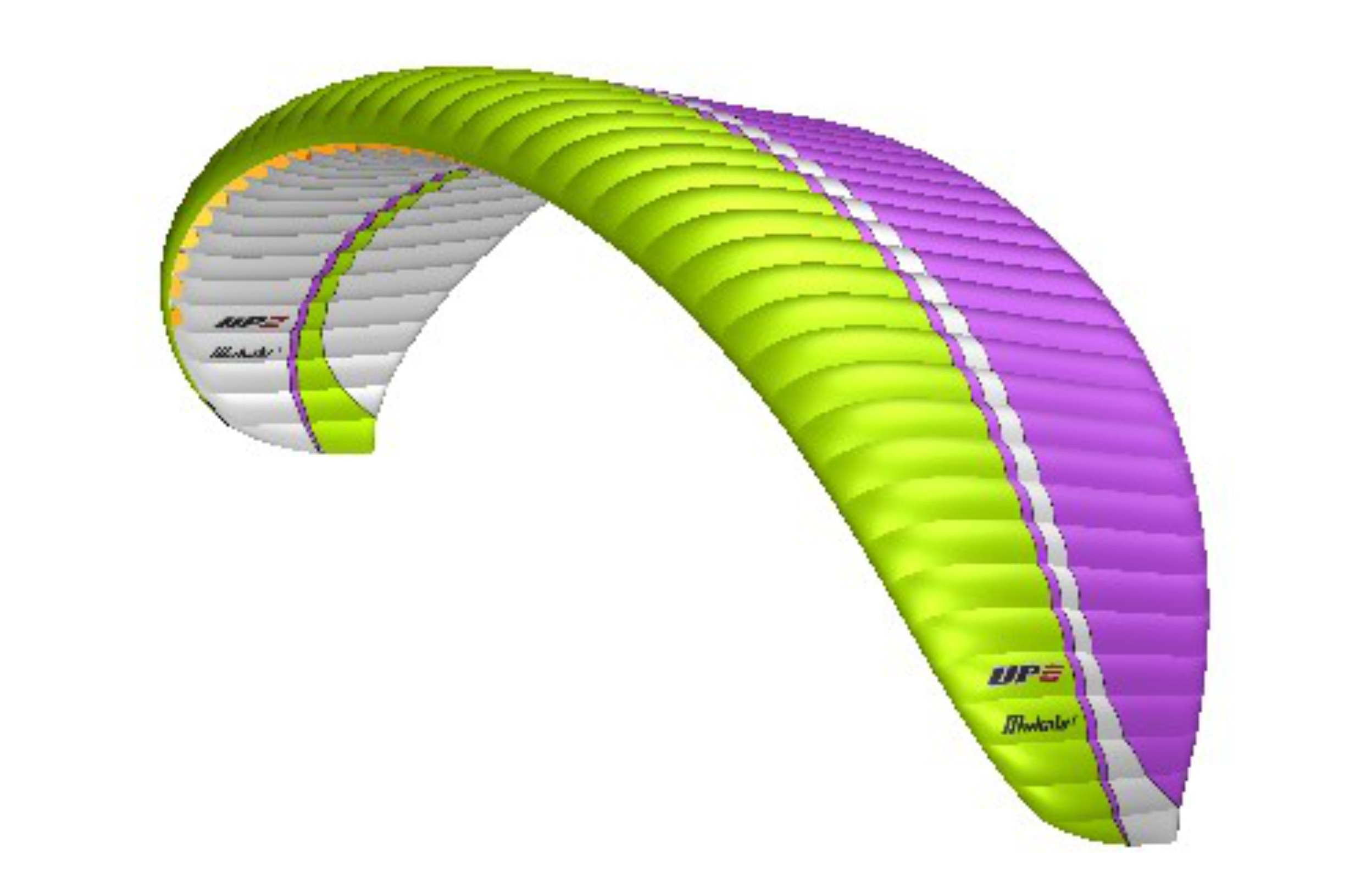 Makalu 3 Lime/Purple