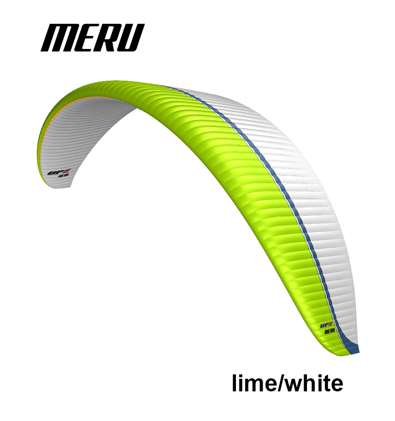 Meru lime white