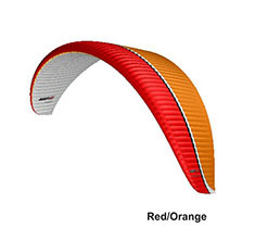 Trango red orange